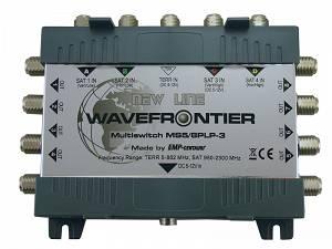 Multiswitch 5 8 PLP-3 Wavefrontier - P.H.U. Saturn 888029dc27e4f
