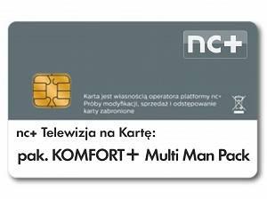 Nc Plus Na Karte.Doladowanie Nc Tnk Z Pak Komfort Multi Man Pack 1 3 5 12 Mc Y