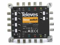 Multiswitch Televes Nevoswitch 5x5x6, ref. 714502